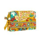 Small cosmetic- perfect size for your purse Small Cosmetic Bags, Makeup Case, Vera Bradley, Cosmetics, Shoulder Bag, Suitcases, Purses, Wallets, How To Make