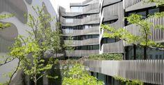 J. Mayer H.'s Striated JOH3 Apartment Complex Reinterprets the Classic Berliner Residential Building