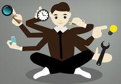 En modo polisincrónico Argumentos a favor de la multitarea