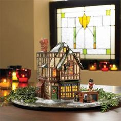 Department 56 Dickens Village William  Robert Glaser Stained Glass 58751 ** Find out more about the great product at the image link. (This is an affiliate link)