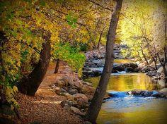 Boulder Creek, Boulder, CO