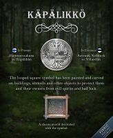 Kapalikko - Looped Square Symbol by The-Finnic