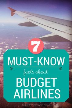 Are budget airlines