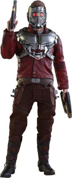 Marvel Star-Lord Sixth Scale Figure by Hot Toys   Sideshow Collectibles