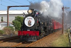 RailPictures.Net Photo: 608 Steam Incorporated Steam 4-6-2 at Wellington, New Zealand by John Russell