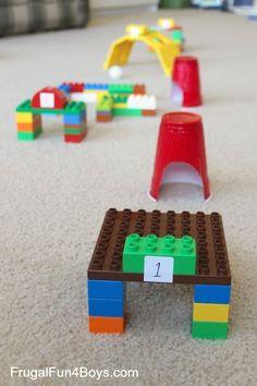 Duplo Lego Mini Golf