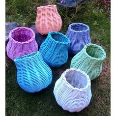 Mini Craft, Rattan Basket, Baby Shoes, Kids, Crafts, Fashion, Young Children, Moda, Boys