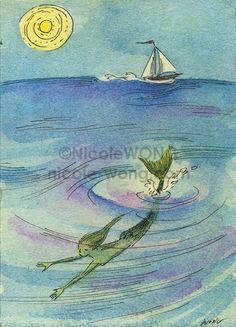 Mermaid | Nicole Wong