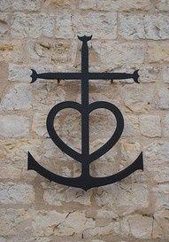 anchor heart cross tattoo @ DIY House Remodel