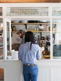 14 Chic and Cool Cafés Around the World | This is how we like our coffee.