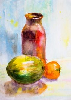 still life painting fruit - Google Search