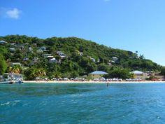 Grenada Resorts/Grand Anse Beach in Grenada