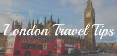 London can be expensive. Here are some of my top tips to save money in London.