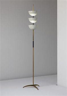ANGELO LELLI Standard lamp