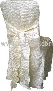 Image result for lace ruffle satin chair covers for chiavari chairs wedding chair covers