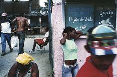 Alex Webb - Santiago, Cuba 2008