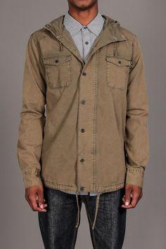 Tucker Jacket / by Ambiguous Clothing