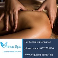 Venus Spa in #Deira one of the best Body #massage center in #Dubai near Clock Tower City Centre Deira Provide Professional services For Gents | Ladies ☎ 0552225916