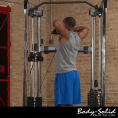 #BodyBolid Functional Trainers provide unparalleled performance and value. Learn more at https://www.net2fitness.com/bodysolid.html