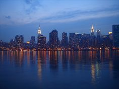 New York Skyline. Image © Flickr CC user Mark Chang Gallery - The Top 10 Most Impactful Skylines - 4