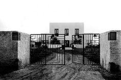 Entrada Residência Rua Santa Cruz, São Paulo, 1928 [Acervo Família Warchavchik]