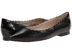 Balerini piele naturala cu varf ascutit negri Womens Dress Flats, Flat Dress Shoes, Slip On Shoes, Pointy Toe Flats, Cole Haan Shoes, Passion For Fashion, Ballet Flats, Chelsea Boots, Casual