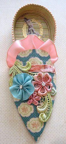 MARIE SHOE SWAP | For the Marie Antoinette Mail Art Group sh… | Flickr