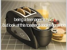 Omg! How Awesum it cooks eggs at the same time <3