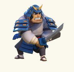 Image - Samurai.png - Samurai Siege Wiki