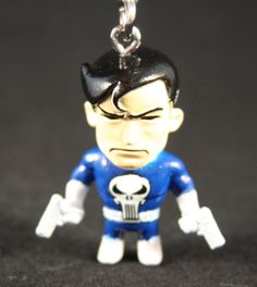 Tokidoki, Marvel Frenzies, Punisher http://www.blindboxes.com/tokidoki-marvel-frenzies-punisher/