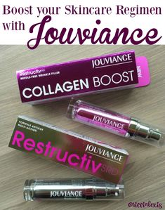 Boost your Skincare Regimen with @jouviance today!! #ad #BonjourJouviance