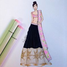 Ideas For Book Ilustration Drawing Fashion Design Dress Design Drawing, Dress Design Sketches, Fashion Design Sketchbook, Dress Drawing, Fashion Design Drawings, Fashion Sketches, Fashion Drawing Dresses, Fashion Illustration Dresses, Drawing Fashion