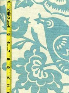 img7030 from LotsOFabric.com! Order swatches online or shop the Fabric Shack Home Decor collection in Waynesville, Ohio. #upholstery #drapery #birds #print #floral