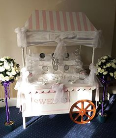 Gallery - Pink and Cream Sweet Cart Hire for events Staffordshire Sweet Cart Hire, Sweet Carts, Web Design, Logo Design, Graphic Design, Cart Logo, Pick And Mix, Stoke On Trent, Special Occasion