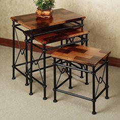 Maclaren Nesting Table Set