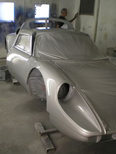 My 904 replica build thread . - Page 2 Porsche 904, 356 Speedster, Car Seats, Building, Cutaway, Buildings, Construction