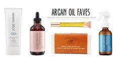 Argan Oil Faves | The Post Social