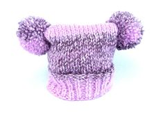 Knitted baby clothes Hand knitted baby hat to fit 0 to 3