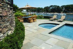 Swimming Pools Gallery Stunning Simplicity | Custom Pool Design NY & CT