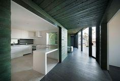 #Architecture in #Japan - #Kitchens by Sugawaradaisuke. ph Takumi Ota