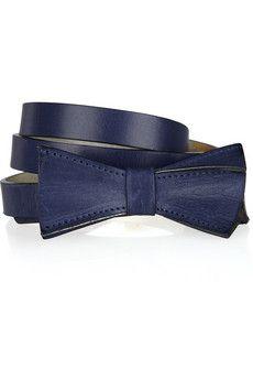 Bow Belt http://rstyle.me/hdb8jsbu6e