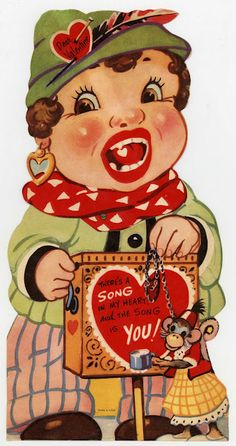 A scary song in my heart !! lol