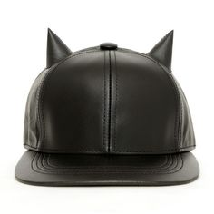 0b3405a485f6c  75 Embrace your dark side. Body- 100% genuine leather Ears- pu Snap