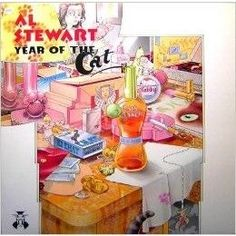 AL STEWART--Year of the Cat