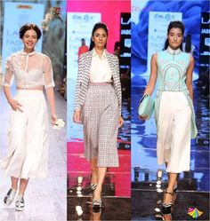 Culottes fashion trends lakme fashion week 2015 spring summer trend report