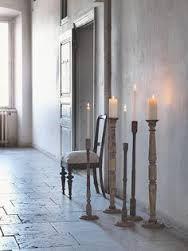 Resultado de imagen para candelabro negro