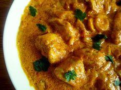 La cuisine de Nad...: Curry De Poulet