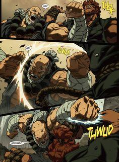 Street Fighter Origins: Akuma HC | UDON Entertainment Street Fighter Comics, Akuma Street Fighter, Street Fighter Characters, Wrestling Books, Reading Street, Comic Panels, Martial Artist, Cartoon Games, Comic Movies