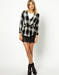 Love the Jacket... Will use it with a basic black pencil-skirt...