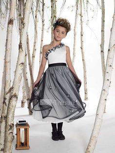 20e3ccff2d8 All Black Flower Girl Dresses